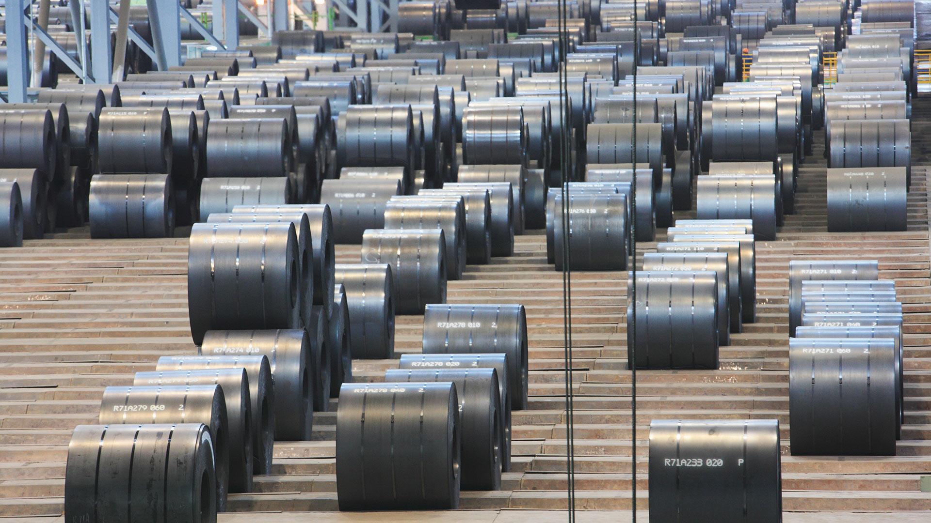 Las exportaciones de acero chino a A.Latina crecieron 12 % entre enero y mayo